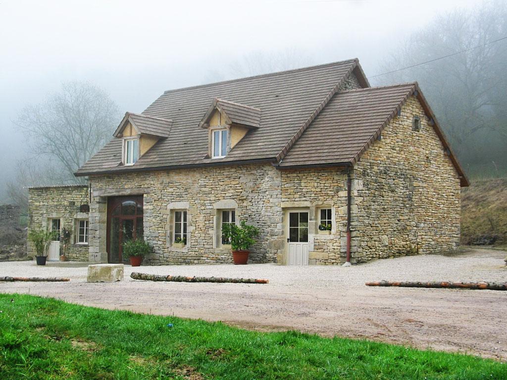 Photos acore batiment constructeur maison dijon for Constructeur de maison individuelle 59